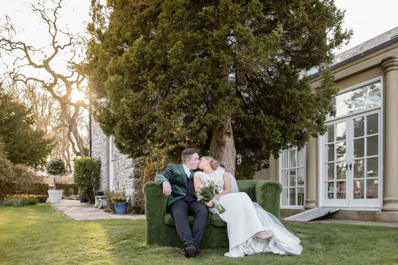 Woodhill Hall: Leigh and Ben's Emerald City Wedding Celebration