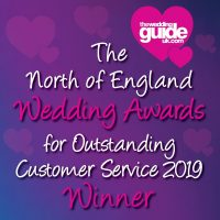 North of England Wedding Award
